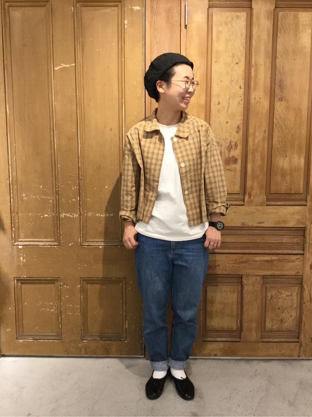PAR ICI KLASSISK ルミネ新宿 身長:157cm 2020.07.29