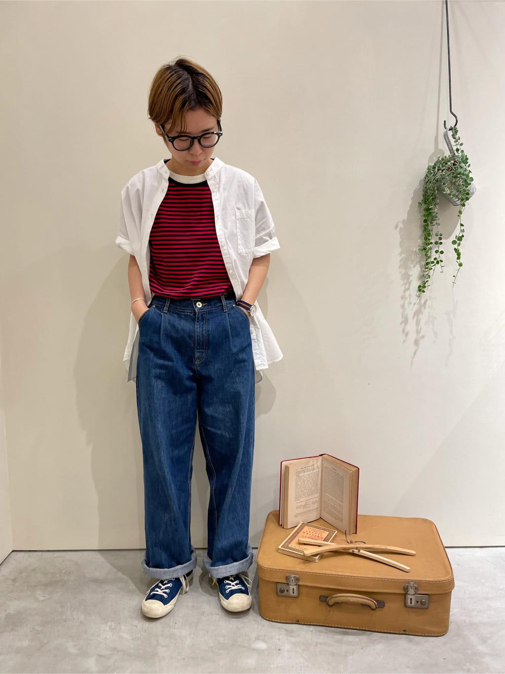 - CHILD WOMAN CHILD WOMAN , PAR ICI 新宿ミロード 身長:157cm 2021.07.25