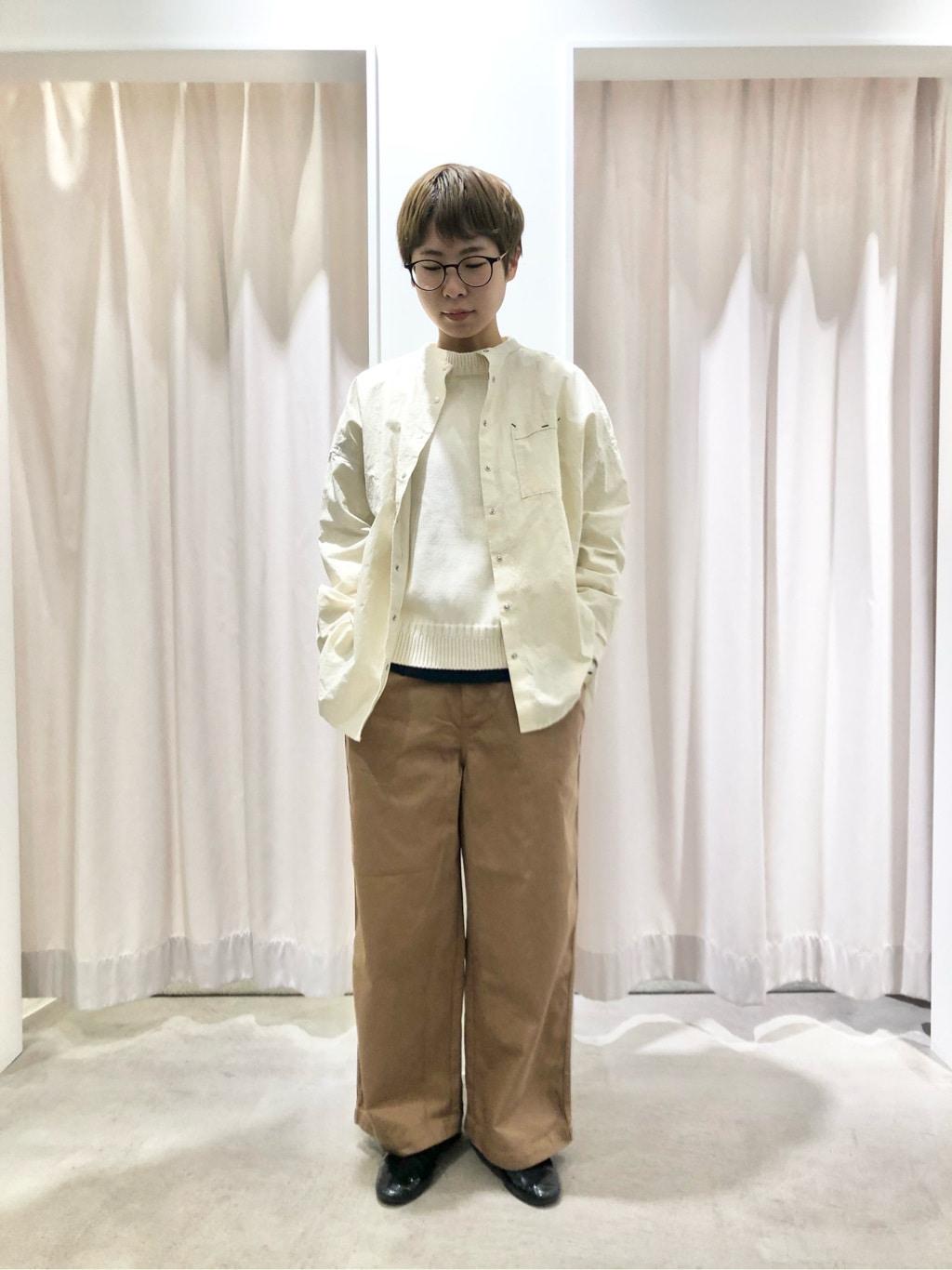PAR ICI KLASSISK ルミネ新宿 身長:157cm 2021.01.18