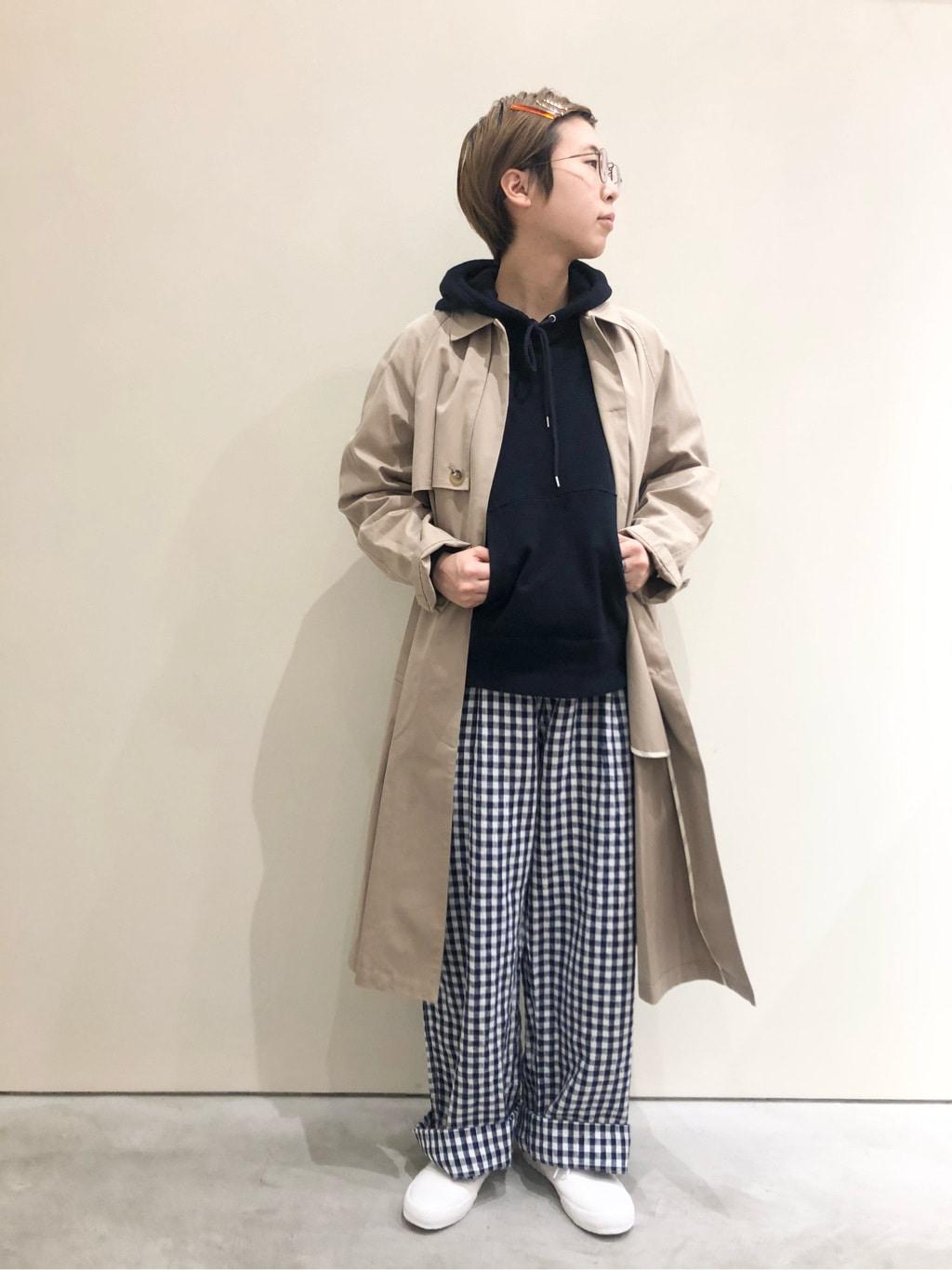 ルミネ新宿 2021.01.18