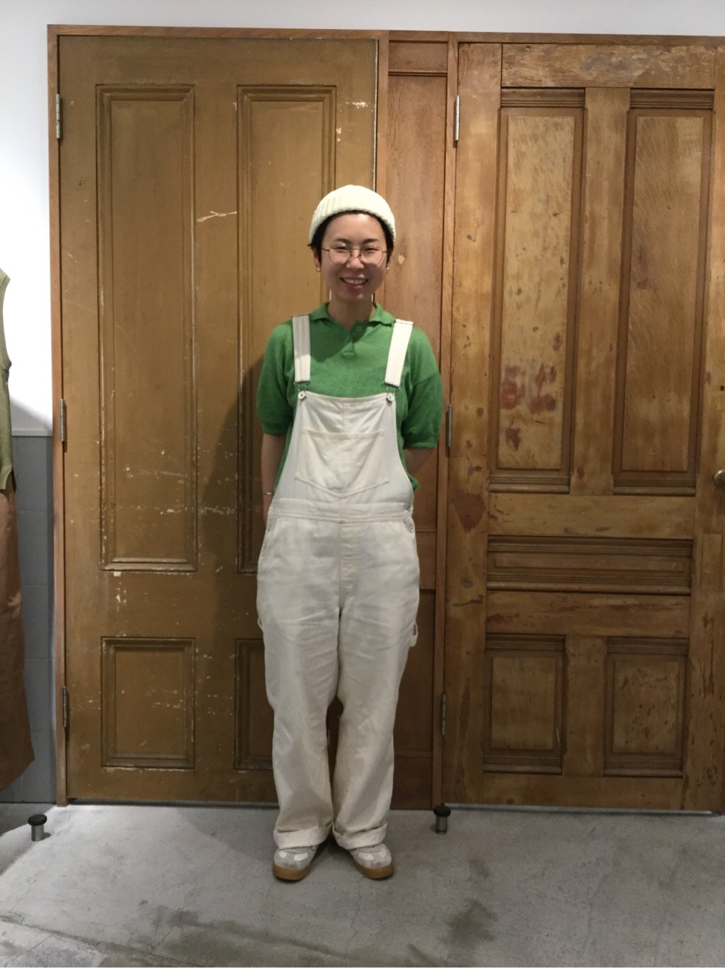 PAR ICI KLASSISK ルミネ新宿 身長:157cm 2020.06.18