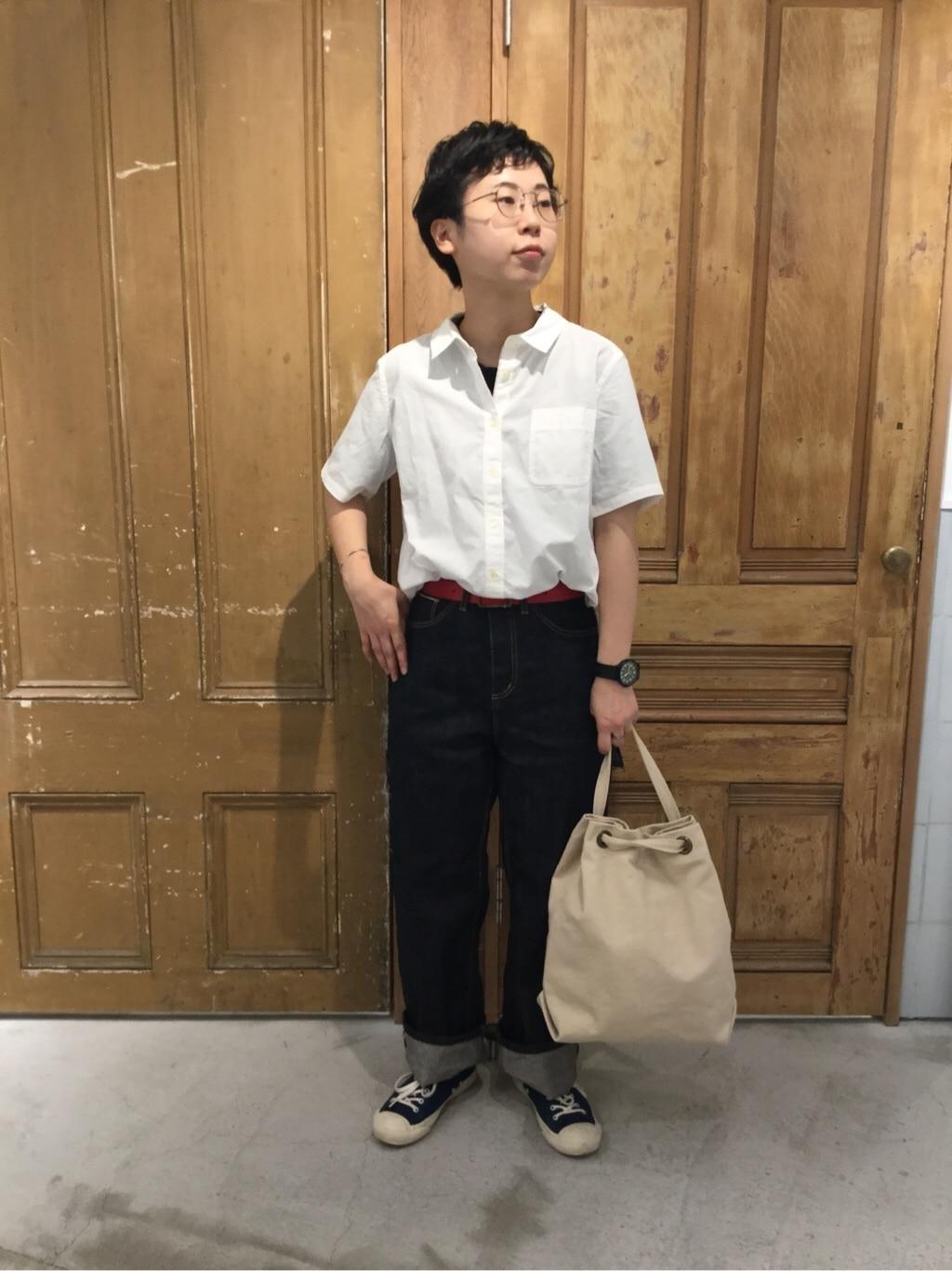 PAR ICI KLASSISK ルミネ新宿 身長:157cm 2020.08.06