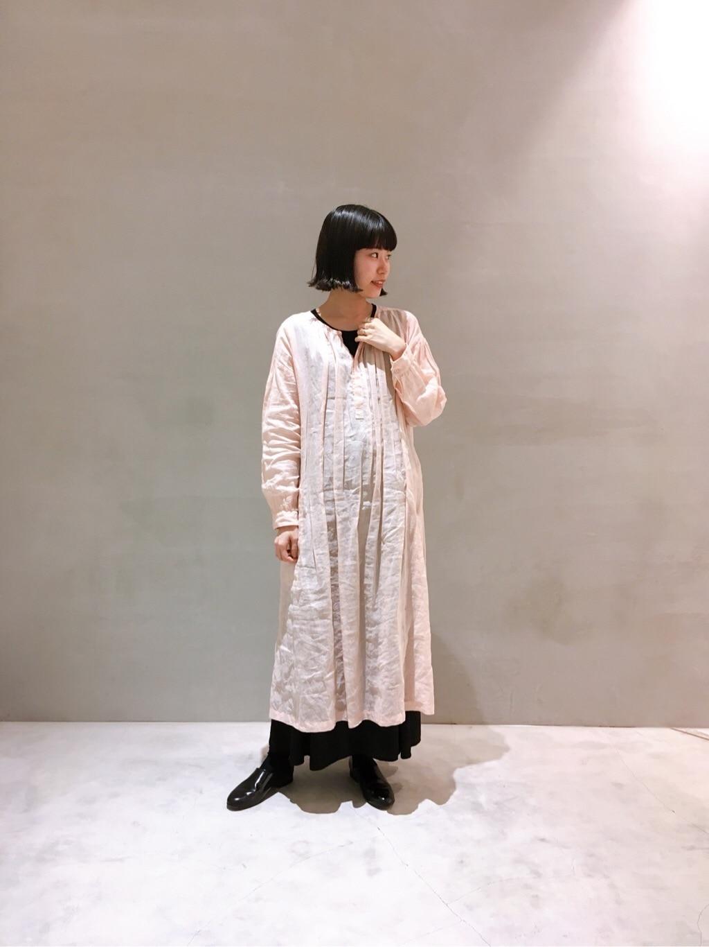 iki iki 渋谷パルコ 身長:158cm 2020.05.29
