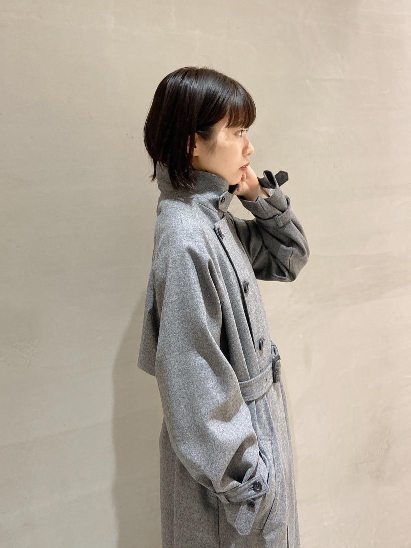 iki iki 渋谷パルコ 身長:158cm 2020.10.07