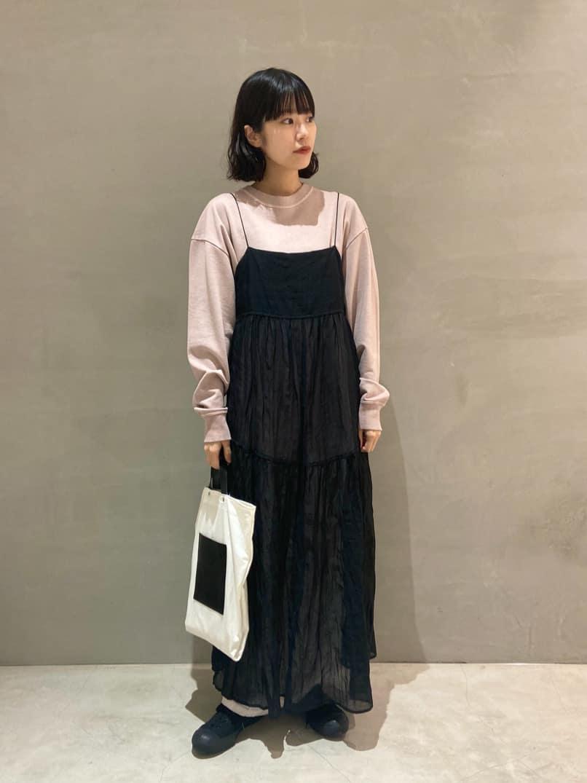 iki iki 渋谷パルコ 身長:158cm 2021.09.26