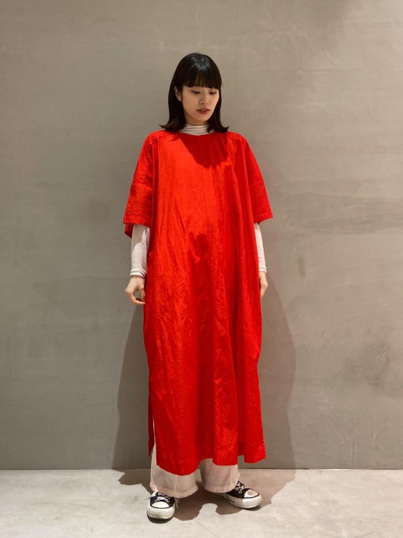 iki iki 渋谷パルコ 身長:158cm 2021.03.09