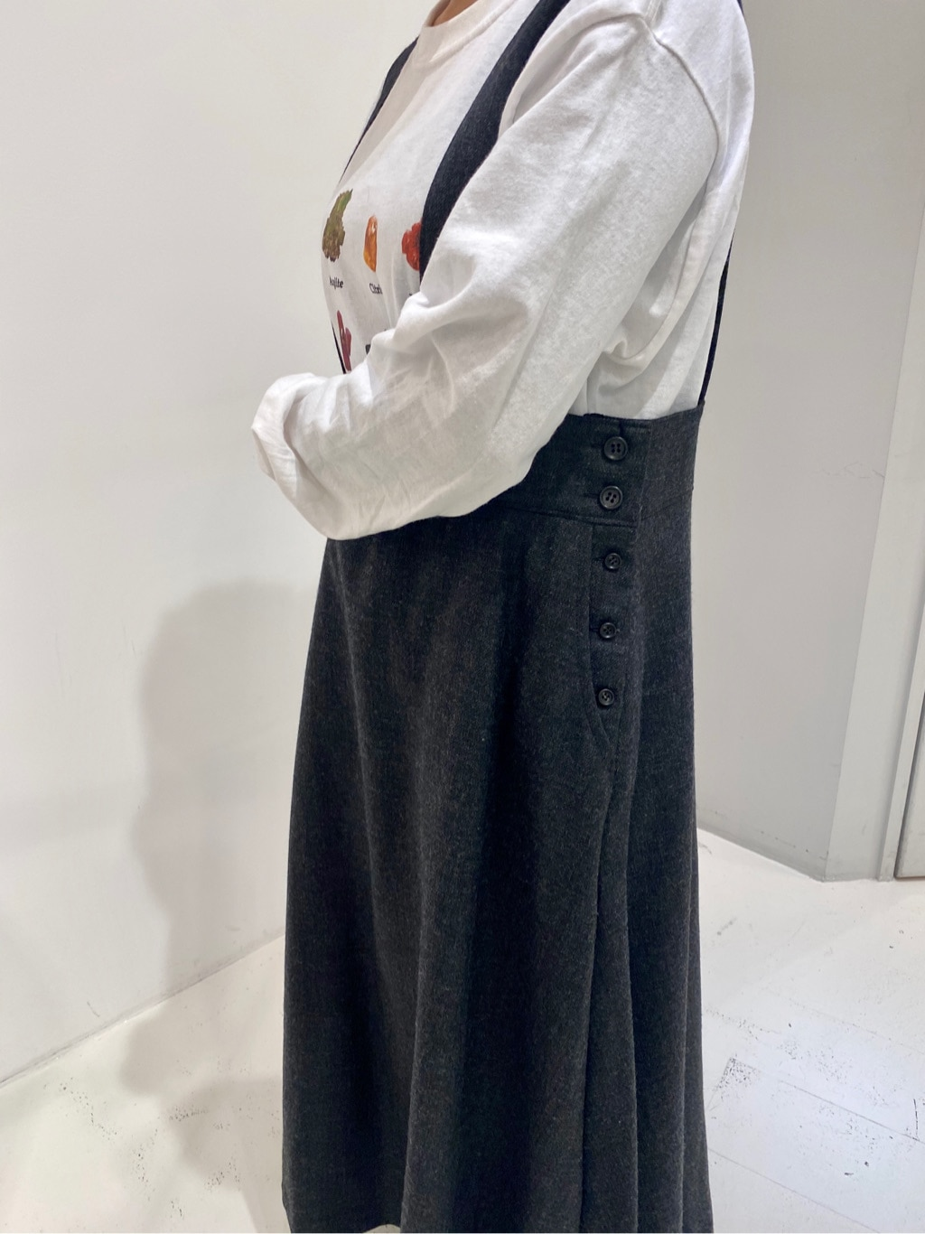 bulle de savon なんばシティ 身長:148cm 2020.11.26