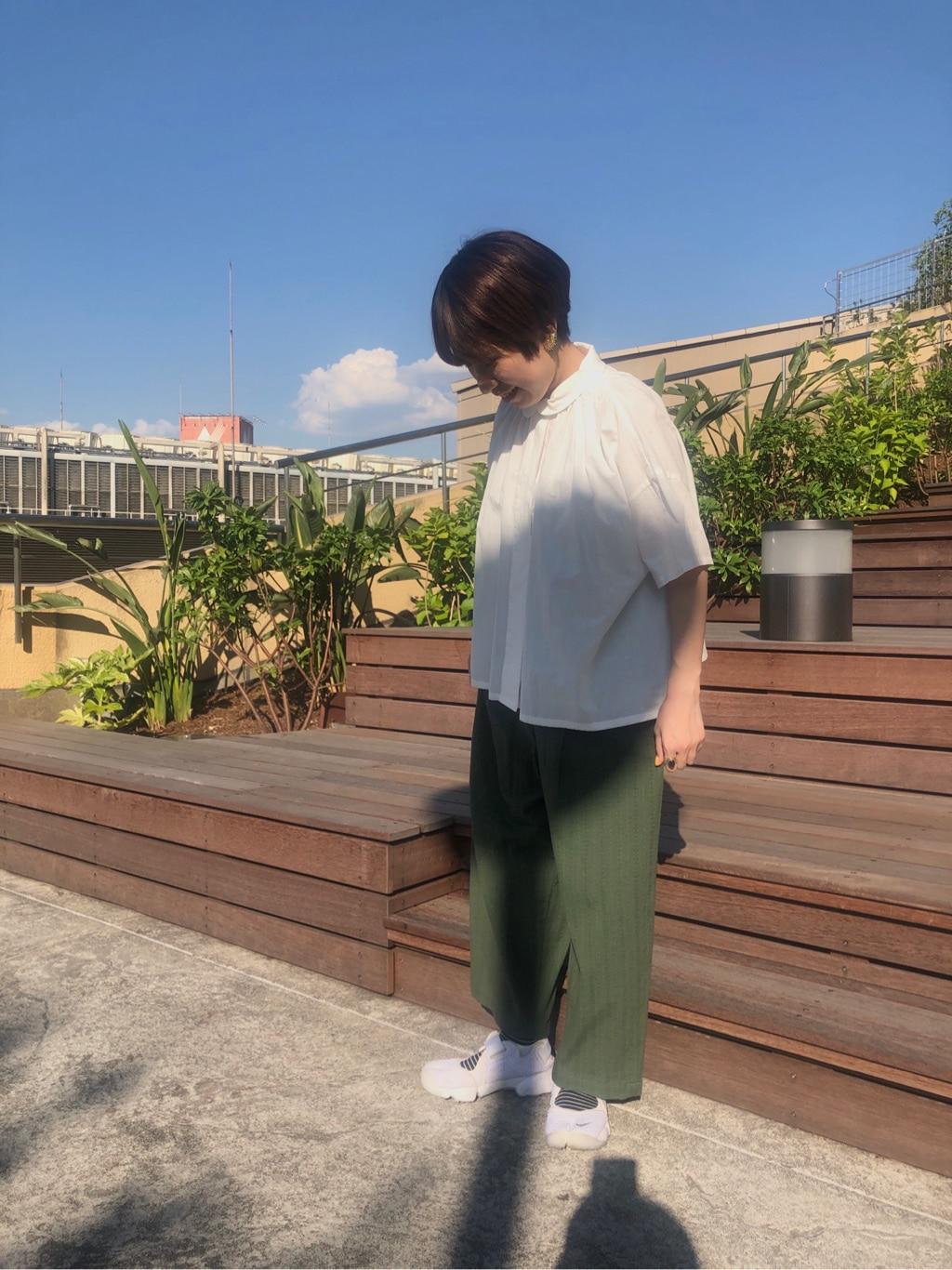 bulle de savon なんばシティ 身長:148cm 2020.06.06