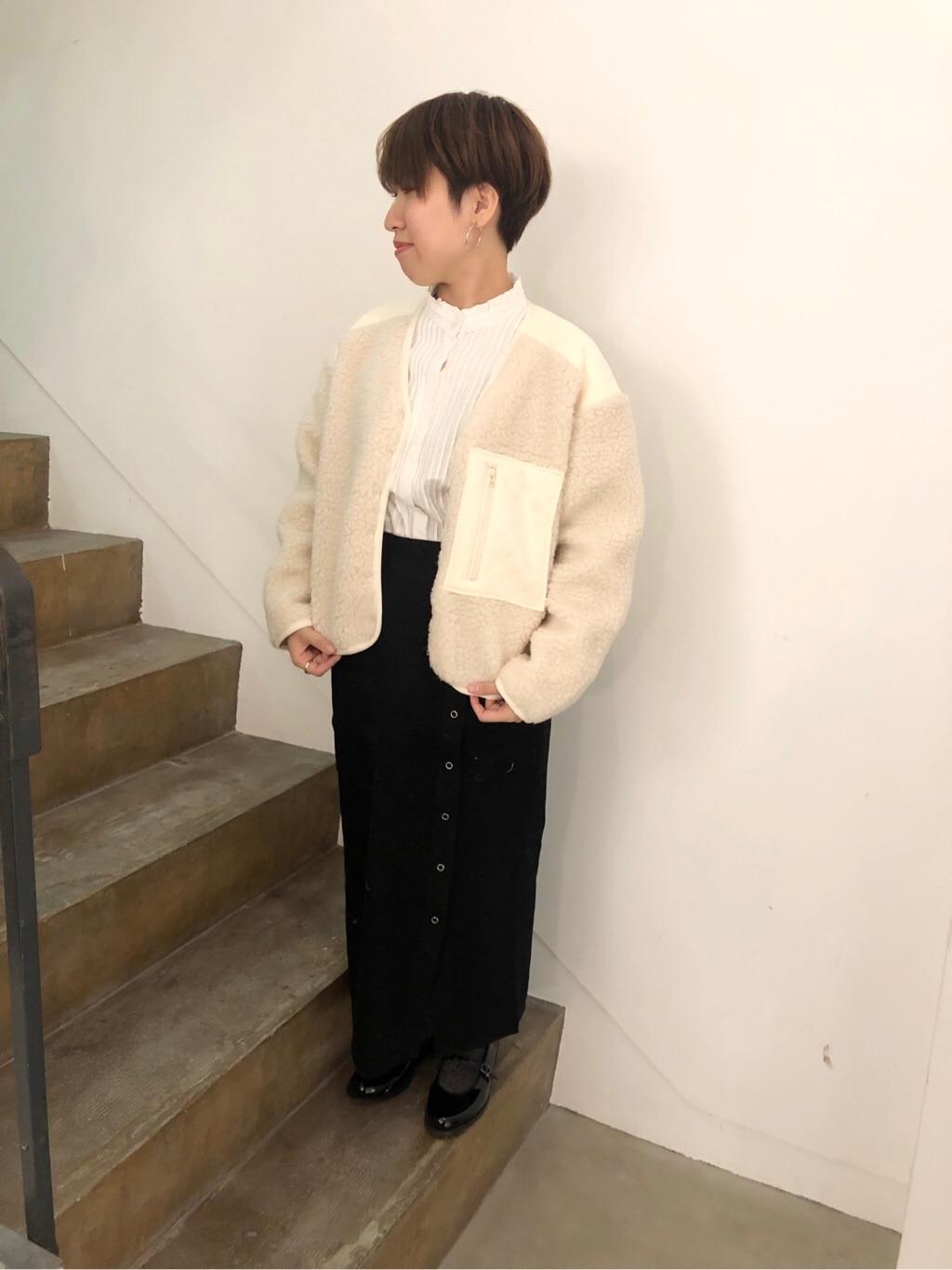 l'atelier du savon 京都路面 身長:148cm 2019.11.11