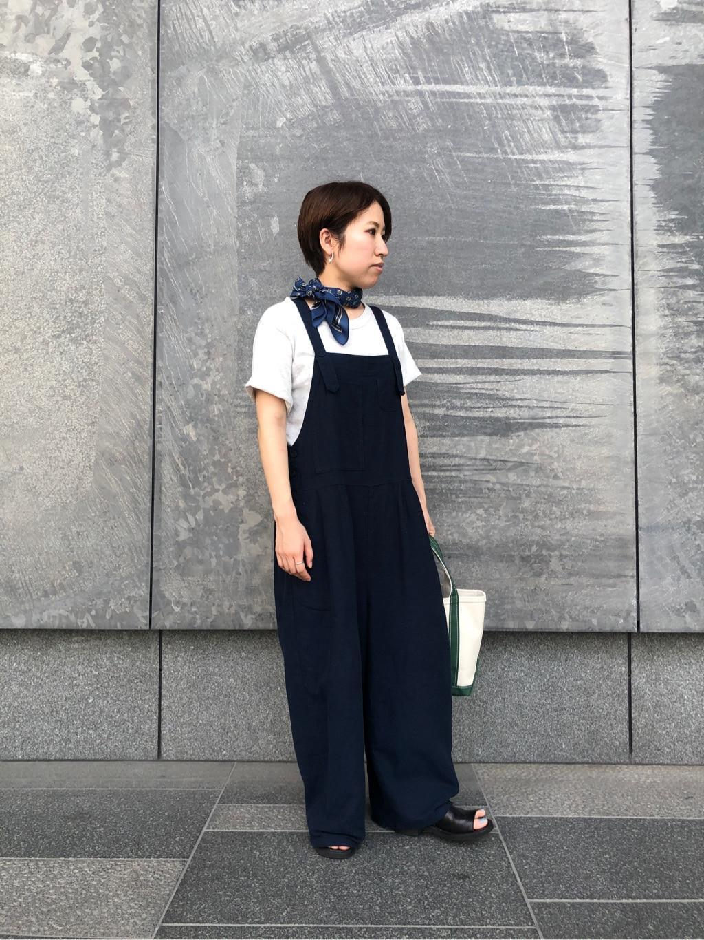 bulle de savon なんばシティ 身長:148cm 2020.08.14