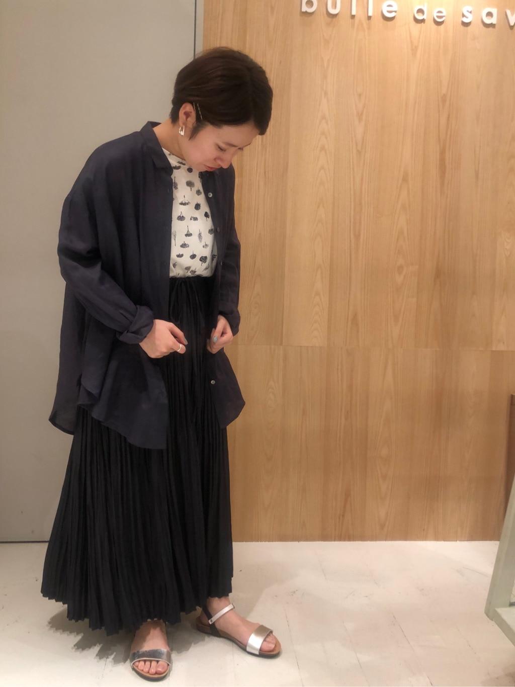 bulle de savon なんばシティ 身長:148cm 2020.07.10
