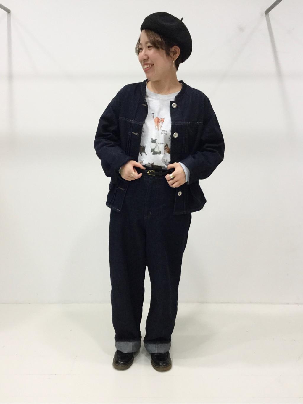 bulle de savon なんばシティ 身長:148cm 2020.02.11