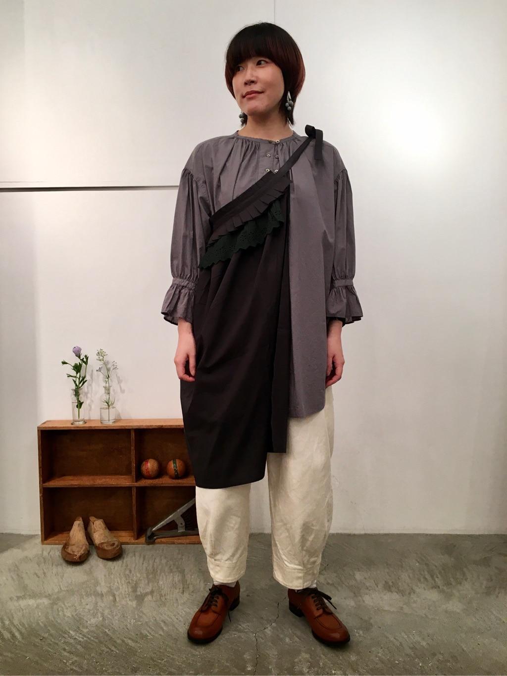 Malle chambre de charme 調布パルコ 身長:160cm 2020.07.20