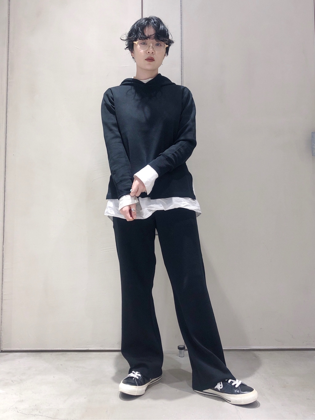 note et silence. ルミネ大宮 身長:155cm 2020.10.19
