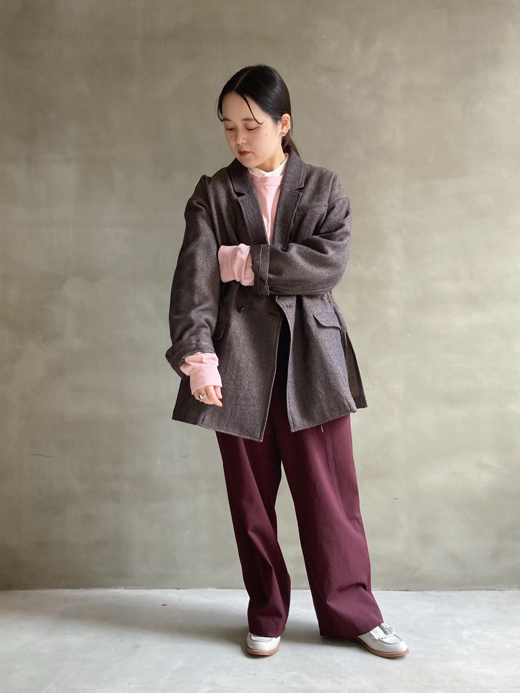 caph troupe 福岡薬院路面 身長:148cm 2020.11.16