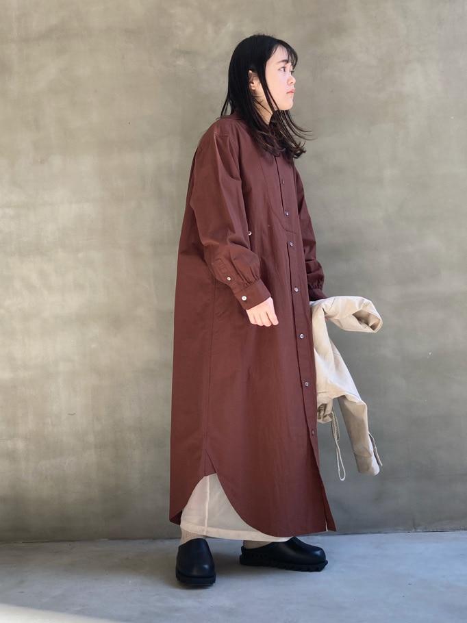 caph troupe 福岡薬院路面 身長:148cm 2021.02.22