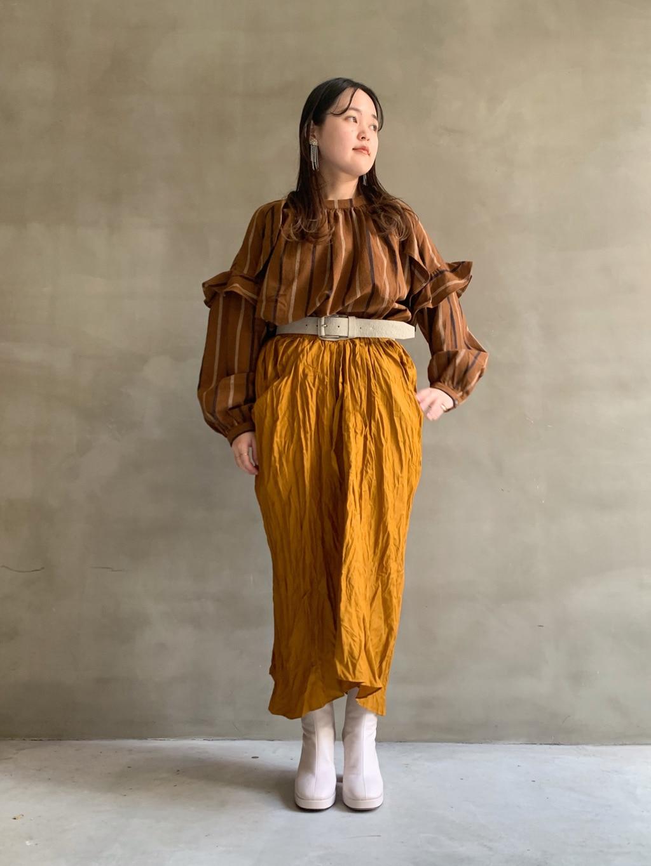 caph troupe 福岡薬院路面 身長:148cm 2020.11.06