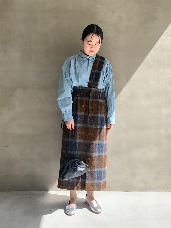 caph troupe 福岡薬院路面 身長:148cm 2020.10.01