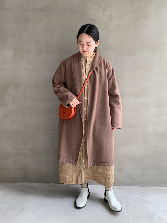 caph troupe 福岡薬院路面 身長:148cm 2020.11.30