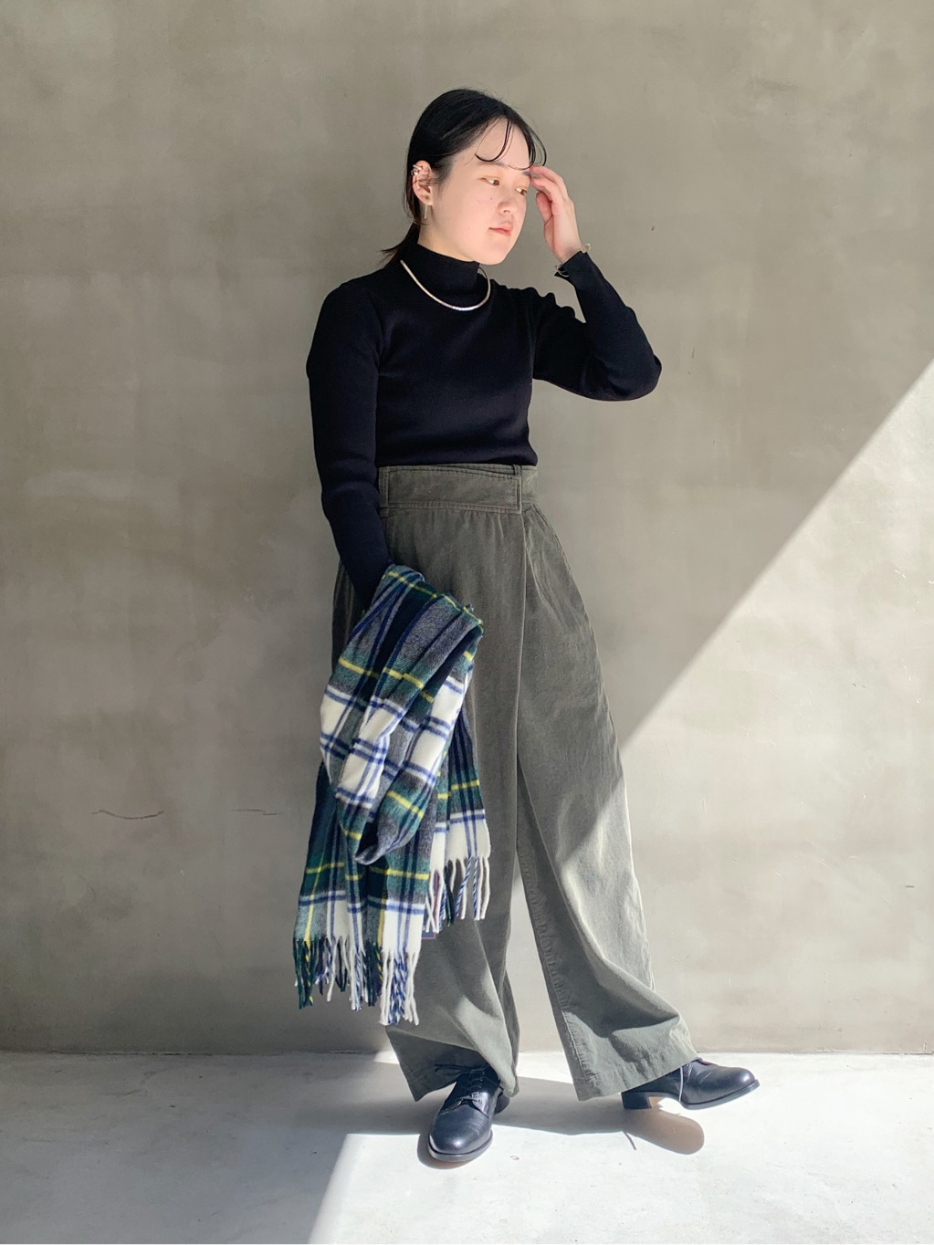 caph troupe 福岡薬院路面 身長:148cm 2020.10.07