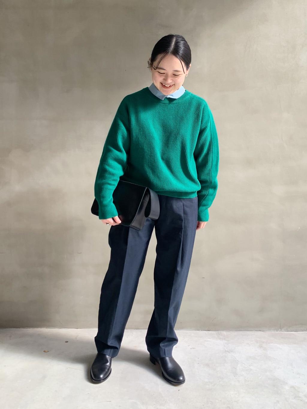 caph troupe 福岡薬院路面 身長:148cm 2020.11.19