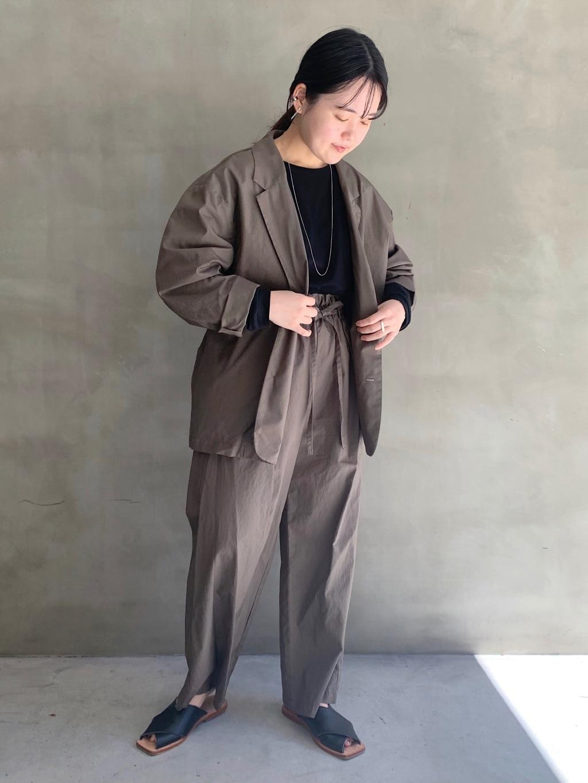 caph troupe 福岡薬院路面 身長:148cm 2020.08.27