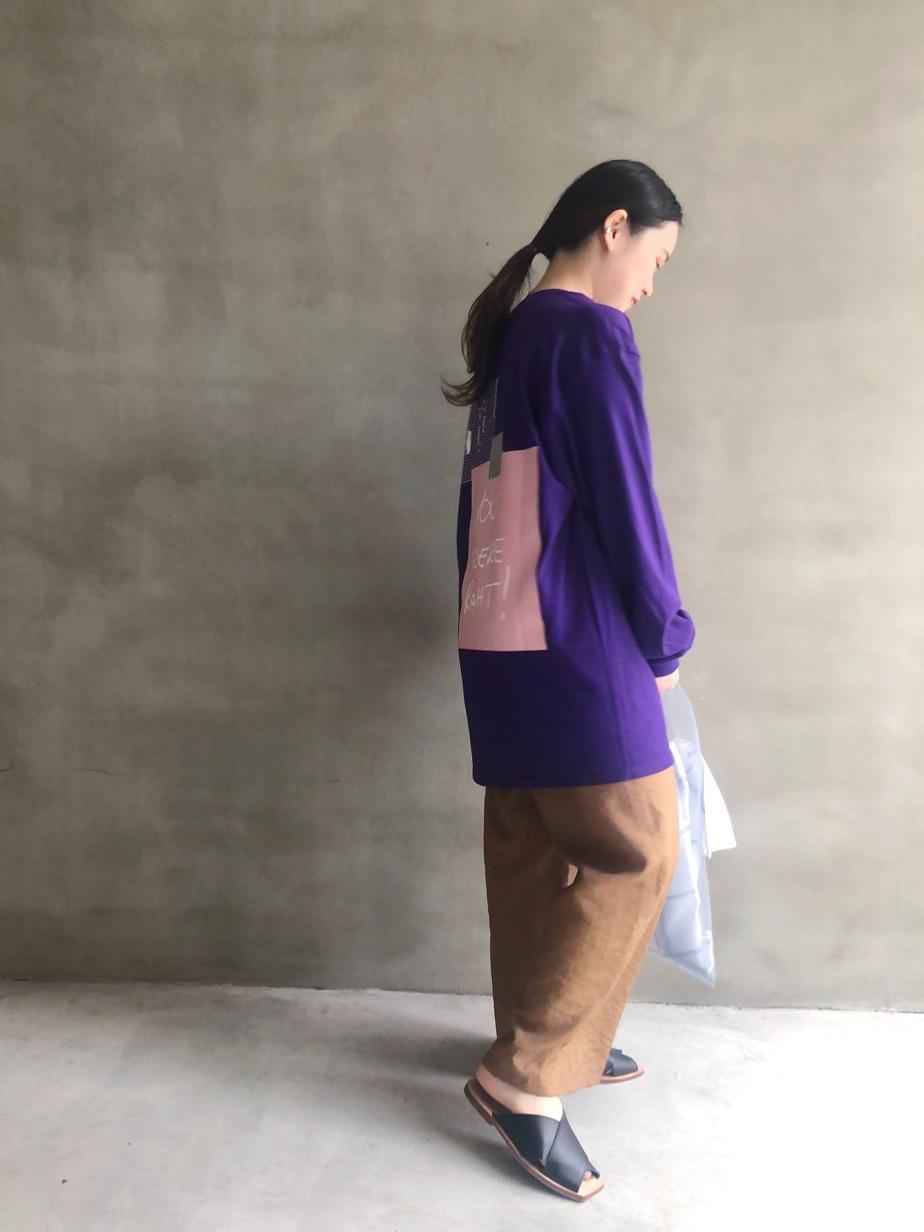 caph troupe 福岡薬院路面 身長:148cm 2020.08.17