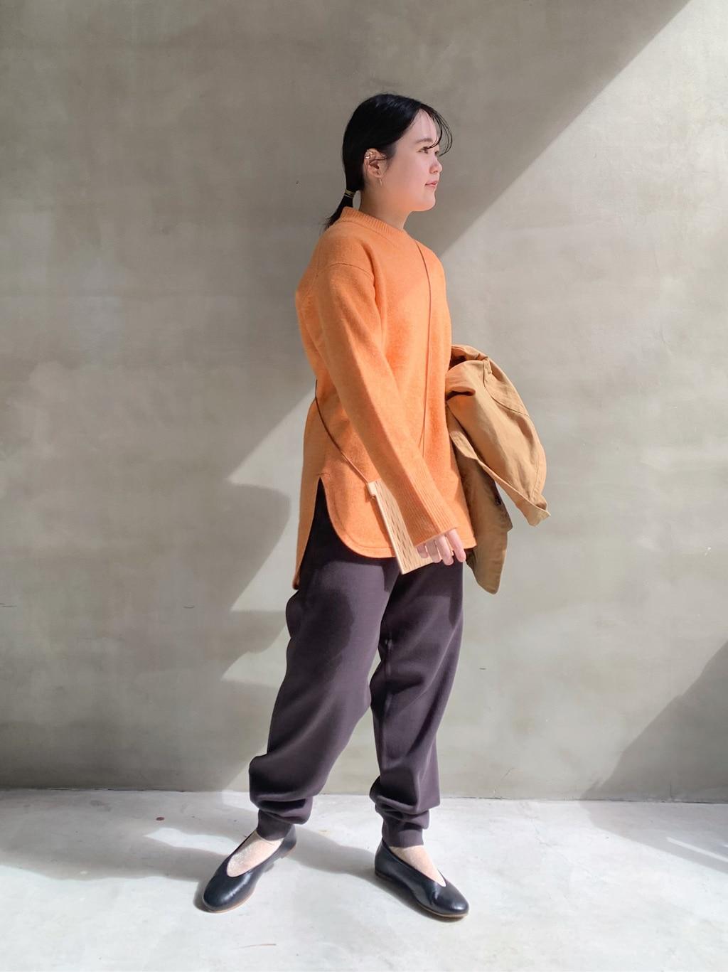 caph troupe 福岡薬院路面 身長:148cm 2020.10.30