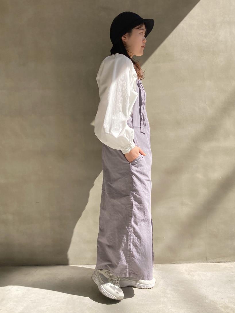 caph troupe 福岡薬院路面 身長:148cm 2021.02.26