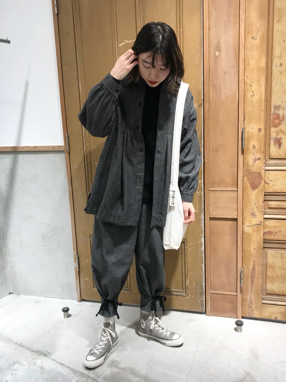 Malle chambre de charme ルミネ新宿 身長:164cm 2021.01.15