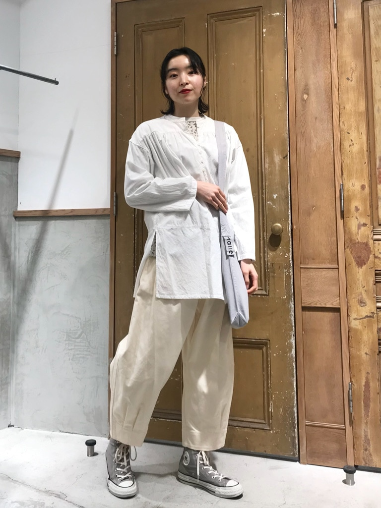 Malle chambre de charme ルミネ新宿 身長:164cm 2021.02.10