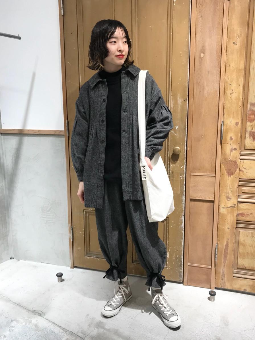 ルミネ新宿 2021.01.15