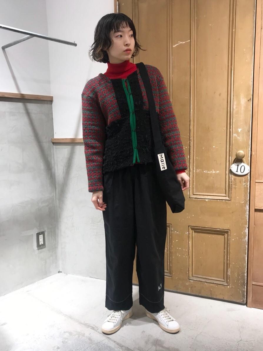 Malle chambre de charme ルミネ新宿 身長:164cm 2020.11.25
