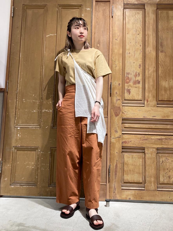 Malle chambre de charme ルミネ新宿 身長:164cm 2021.05.20
