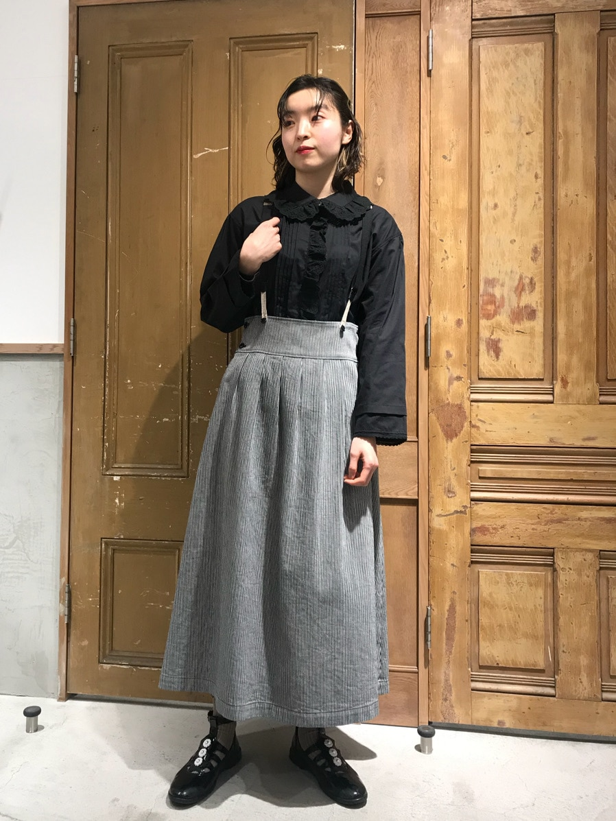 Malle chambre de charme ルミネ新宿 身長:164cm 2021.02.22