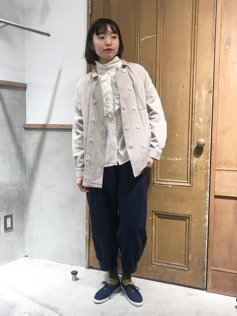 Malle chambre de charme ルミネ新宿 身長:164cm 2020.12.29