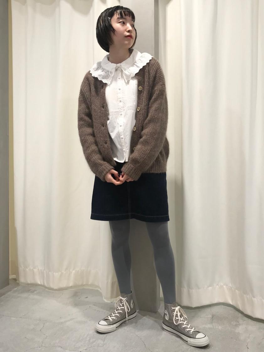 Dot and Stripes CHILD WOMAN ルミネ池袋 身長:164cm 2020.10.13
