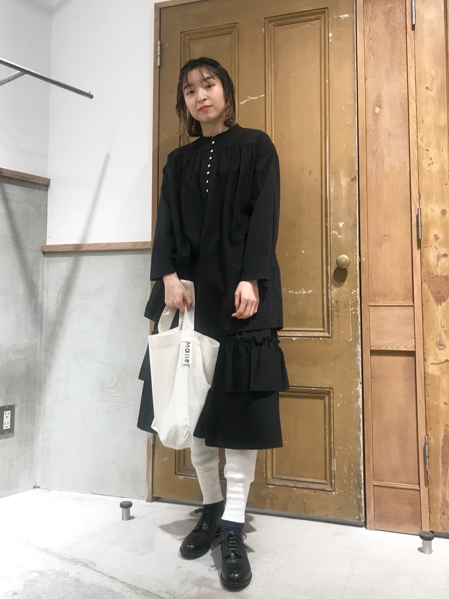 Malle chambre de charme ルミネ新宿 身長:164cm 2021.02.18
