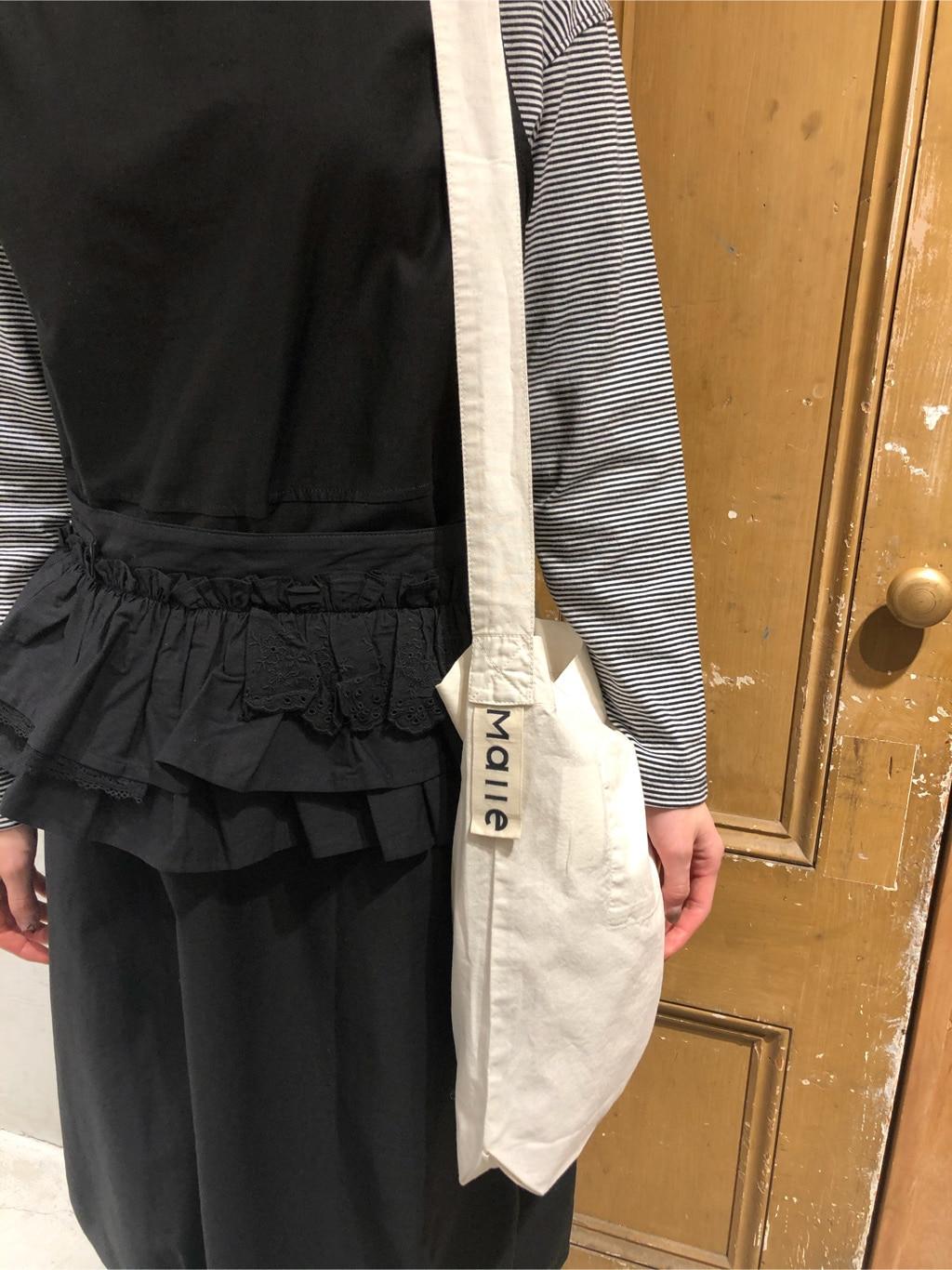 Malle chambre de charme ルミネ新宿 身長:164cm 2020.12.15