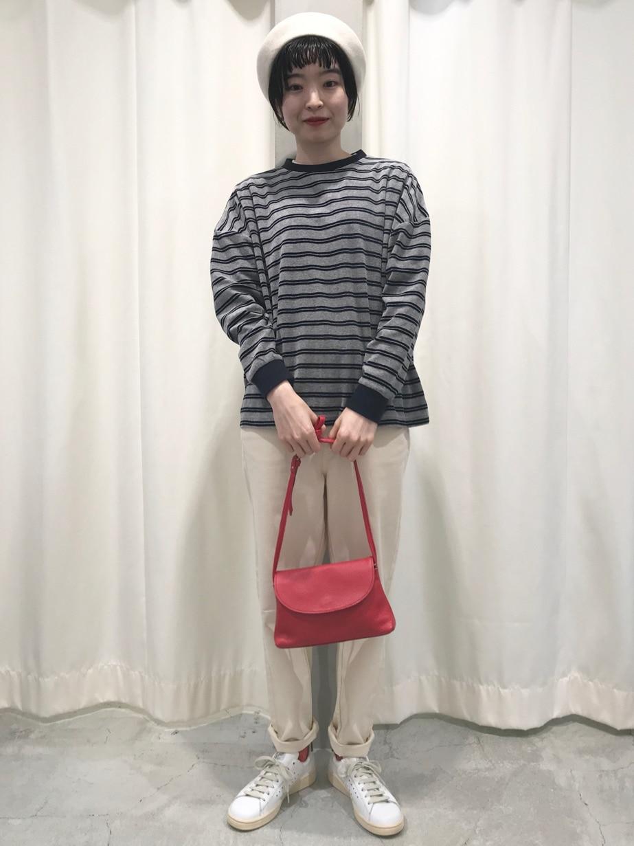 Dot and Stripes CHILD WOMAN ルミネ池袋 身長:163cm 2020.09.02