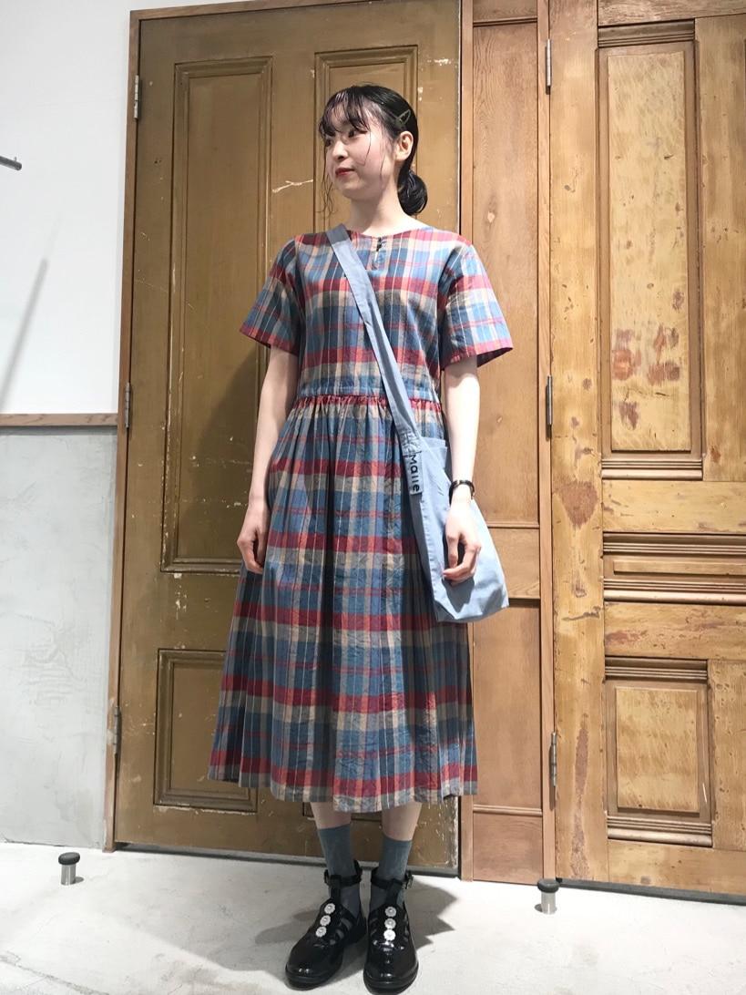 Malle chambre de charme ルミネ新宿 身長:164cm 2021.04.21