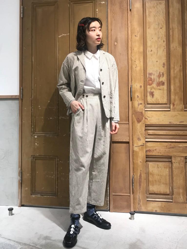 Malle chambre de charme ルミネ新宿 身長:164cm 2021.03.07