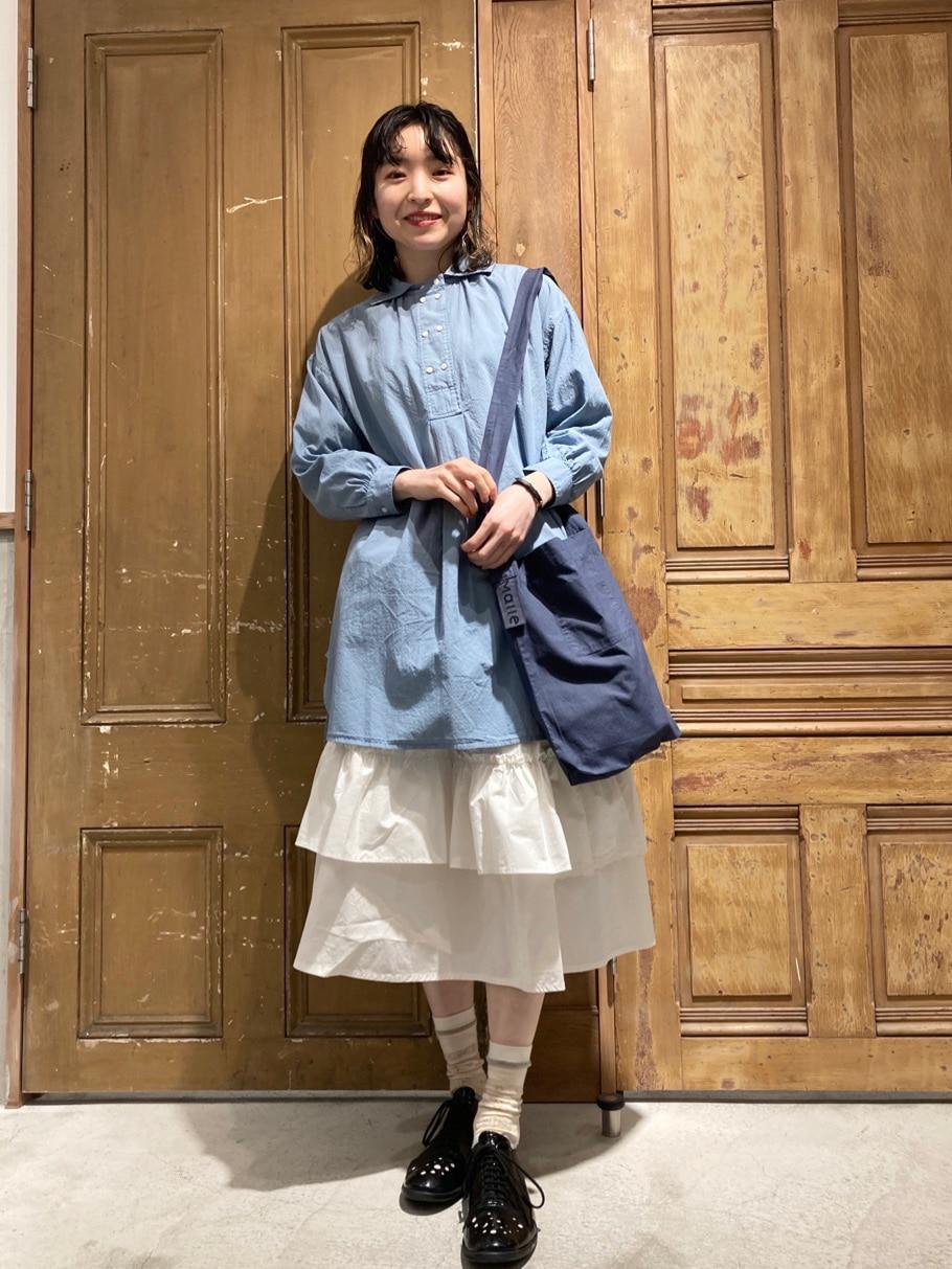 ルミネ新宿 2021.04.15