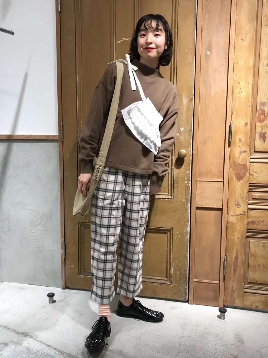 Malle chambre de charme ルミネ新宿 身長:164cm 2020.12.19