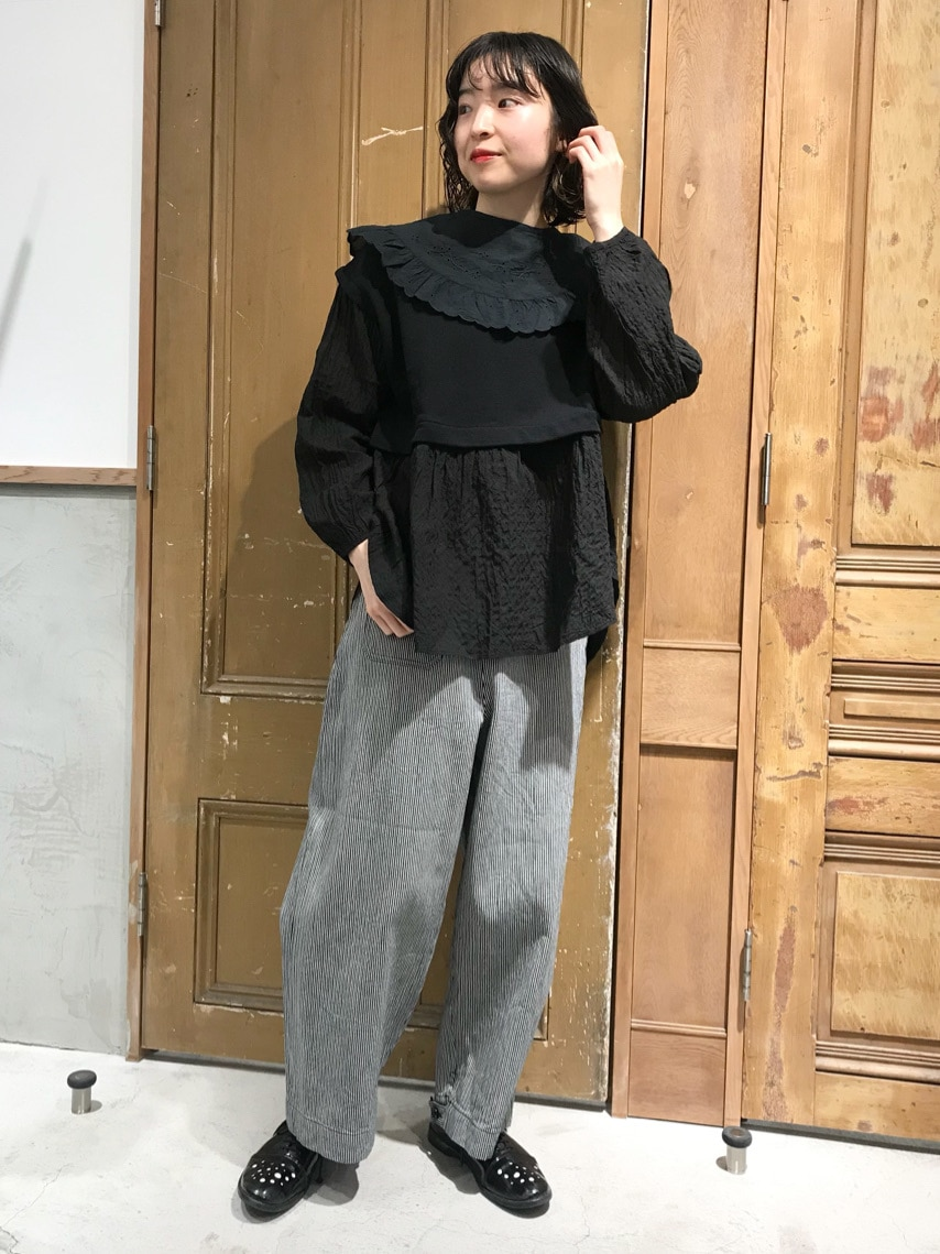 Malle chambre de charme ルミネ新宿 身長:164cm 2021.01.19
