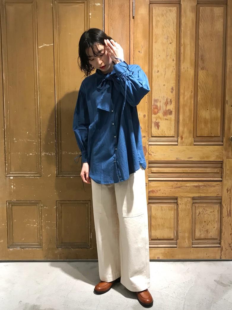 Malle chambre de charme ルミネ新宿 身長:164cm 2021.01.26