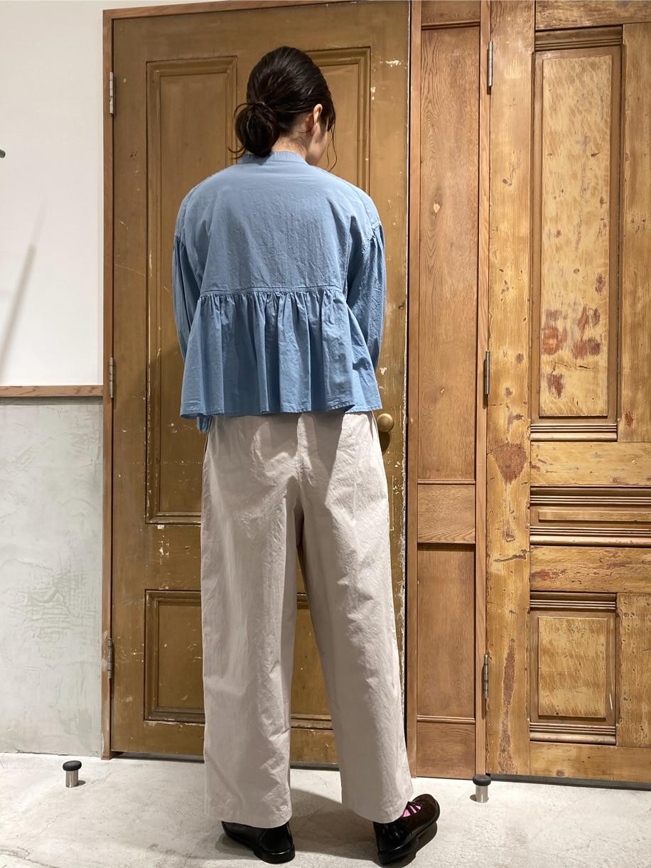 Malle chambre de charme ルミネ新宿 身長:164cm 2021.04.06