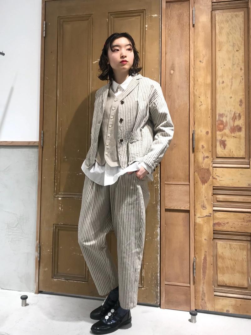 ルミネ新宿 2021.03.07