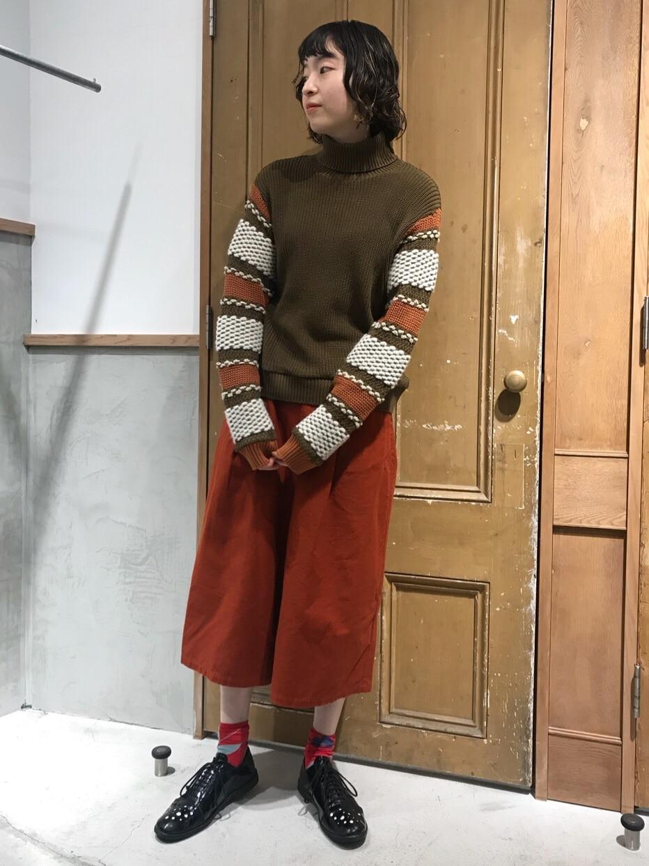 Malle chambre de charme ルミネ新宿 身長:164cm 2020.11.30