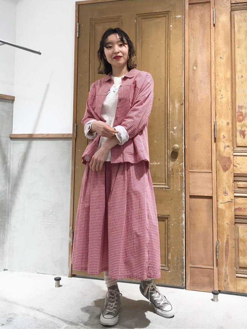 Malle chambre de charme ルミネ新宿 身長:164cm 2021.02.26